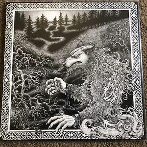 Satanic Warmaster Nachzehrer LP 2019 reissue werewolf records