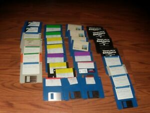 Lot of 30 Commodore Amiga Disks