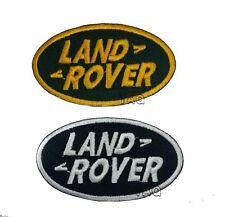 Land Rover Range Rover Gesticktes Logo Abzeichen Eisen Aufnäher Auto Sport
