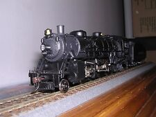 B.L.I. #2180  U.P. 2-8-2 Steam Loco #2485 w/DCC & Paragon 2 Sound H.O. 1/87