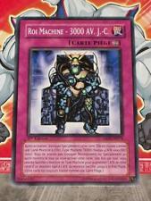 Carte Yu Gi Oh ROI MACHINE - 3000 AV. J.-C. APBF-FR074 x 3