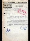 """ORLEANS (45) CONFECTION / MODE """"FRANCIS"""" en 1954"""