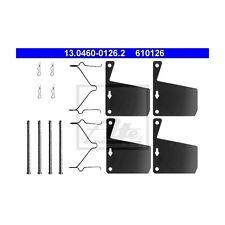 ATE 13.0460-0126.2 Zubehörsatz, Scheibenbremsbelag   für Ford Granada Taunus