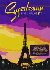 SUPERTRAMP LIVE IN PARIS '79 DVD NEW REGION 2