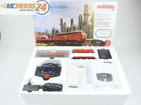 E34A820 Märklin H0 29060 Startset 26-tlg Diesellok + Wagen + C-Gleis mfx Digital