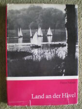 Land an der Havel - DDR Heimatbuch Havelland Potsdam Werder Rathenow Rheinsberg