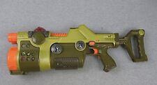 Lazer Tag Team Ops Master Blaster Tiger Bazooka Large Green Tagger Gun