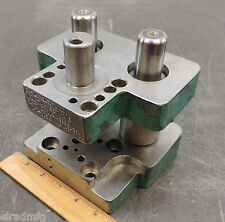 Punch Press Die Shoe Tooling Pneumatic Press Die Frame Air Bench Press 008