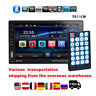 "7"" GPS USB/FM/Aux Touch Screen Lettore MP5 Bluetooth Auto Stereo Radio 2 Din"