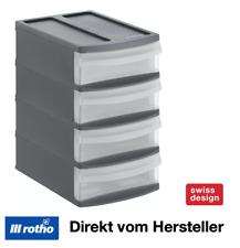 Rotho Schubladenbox Tower 4 Boxe...