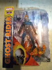Marvel Select Ghost Rider Action Figure New In The Box Legends Johnny Blaze