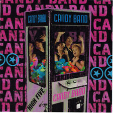 CANDY BAND - High Five (CD 2010) Signed by all four!