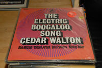 Cedar Walton The Electric Boogaloo Blue Michell Shrink VG+ clean nice
