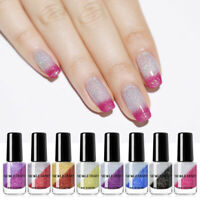NICOLE DIARY 6ml Holographics Temperature Color Changing Nail Polish Water Based
