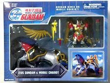 Bandai G Mobile Fighter Gundam ZEUS GUNDAM & MOBILE CHARIOT Free Shipping!