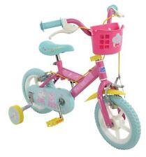 """New 2016 Peppa Pig 12"""" Kids Girls Bike Bicycle New Design Fun Bike 3+ Years"""
