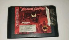Maximum Carnage (Sega Genesis, 1994) cartridge only cleaned and tested