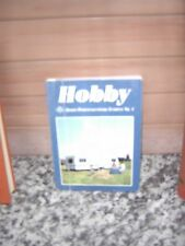 Hobby Caravan Plant Europe no 1, a Notebook