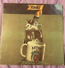 The Kinks Arthur British Empire Reprise 6366LP Vinyl Record 1969 GATEFOLD