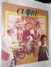 ALBUM PANINI CUORE 1984 Mancano 16 figurine Serie TV Sceneggiato RAI Collezioni