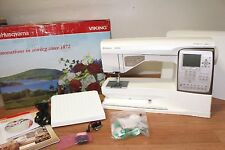 HUSQVARNA VIKING TOPAZ 30 COMPUTERIZED HOUSEHOLD SEWING EMBROIDERY SYSTEM
