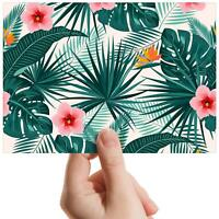 """Tropical Leave Holiday Flower Small Photograph 6""""x4"""" Art Print Photo Gift #14749"""