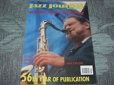 Jazz Journal  April   2003   Zoot Sims,  Mr Persuasion,  Frankie Socolow