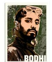 2016 TOPPS STAR WARS ROGUE ONE CHARACTER ICON CARDS #CI-11 BODHI ROOK CARD