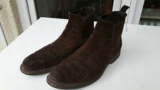 Heschung Stiefelette Chelsea Boots goodyear welted rahmengenäht 43,5