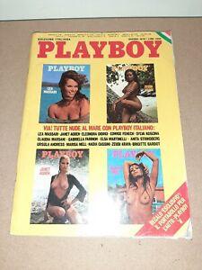 Playboy Giugno 1976 Edizione Italiana