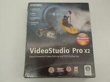 COREL CORO2059 LAKO PACIFIC VIDEOSTUDIO PRO X2