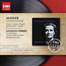 Mahler: Kindertotenlieder- NEW CD UNOPENED