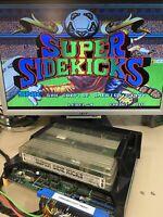 SUPER SIDE KICKS - Neo Geo MVS 100% originale SNK