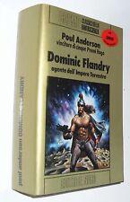 cosmo oro  66 anderson DOMINIC FLANDRY agente dell'impero terrestre 1 ed 1983