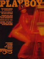 Playboy March 1976   Ann Pennington Victoria Cunningham Emmanuelle