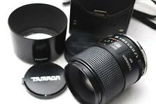 TAMRON SP MF 90mm F2.5 MACRO 52BB w/ Nikon F Mount adaptor #S17