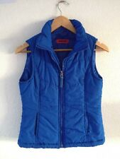 Funky Fish Soft Padded Gilet Body Warmer Size S Blue <R10506