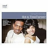 Ike & Tina Turner - Living for the City [CD Horizon] (2008)