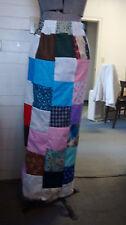 Quilt Block Skirt **New ** Handmade**Size XL Waist 42inches