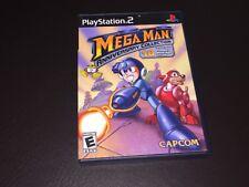 Mega Man Anniversary Collection PlayStation 2 PS2 Complete CIB