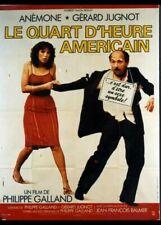 affiche du film QUART D'HEURE AMERICAIN (LE) 120x160 cm