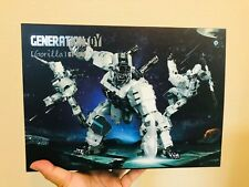 IN STOCK Transformers Toy Generation GT-10W GT10W White Gorilla King Figure