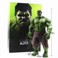 Genuine Toy Marvel The Avengers Hulk Super Hero PVC Action Figure Model Toy 42cm