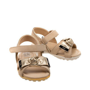 RRP €160 TOD'S JUNIOR Kids Leather Slingback Sandals EU20 UK4 US5 Made in Italy