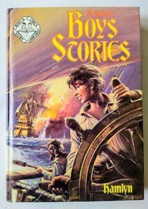 A BOOK OF STORIES FOR BOYS – Robert Bateman – 1984 – Hamlyn - Great collection