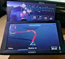 Xcody X4 Truck 9'' Portable Gps Navigation Bundle