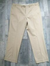 """MARKS & SPENCER 42"""" W 33""""L SAND TROUSERS"""