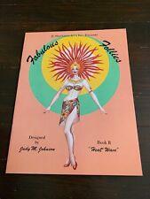 Fabulous Follies Paper Doll Book Judy Johnson Uncut Book Ii Heat Wave