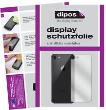 5x Schutzfolie für Apple iPhone SE (2020) Rückseite Display Folie klar