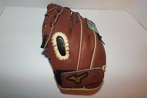 "Mizuno Prospect Kids Baseball Glove 11.5"" Left Hand Throw Power Close Ages 9-10"